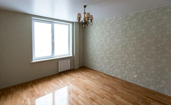 Фото ремонта однокомнатной квартиры от компании РемСтрой40