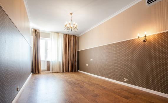 Ремонт 4х комнатной квартиры в Калуге от компании РемСтрой40