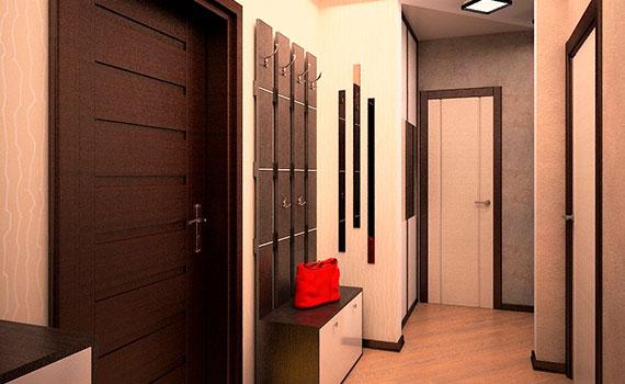 Ремонт и отделка прихожих квартир в Калуге - РемСтрой40