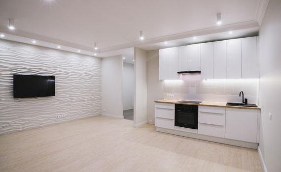 Комплексный ремонт квартир в Калуге от компании РемСтрой40