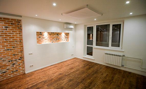 Фото ремонта квартиры под ключ от компании РемСтрой40