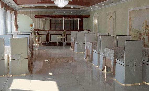 Фото ремонта кафе и ресторанов от компании РемСтрой40